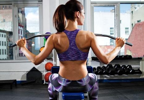 Fitness Oefeningen Bodybuilding Amp Fitness